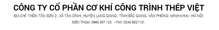 Banner cong trinh thep